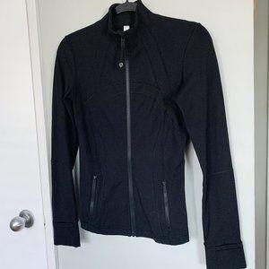 Lululemon Black Define Jacket (Size 4)
